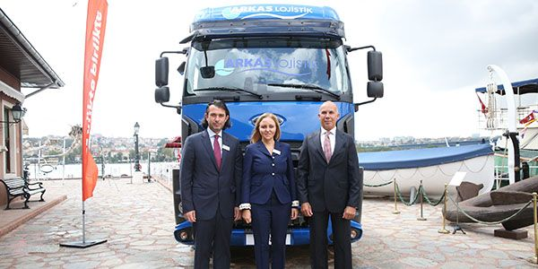 Arkas Lojistik,  20 Ford Trucks yatırımı yaptı