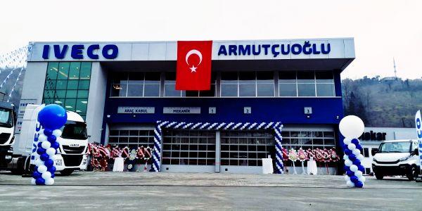 Armutçuoğlu 22 yıllık IVECO Servisini yeniledi