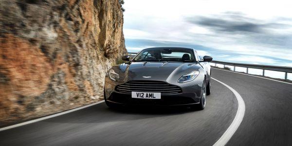 Aston Martini DB11 gün sayıyor
