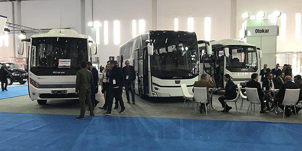 Atalay Otomotiv Travel Turkey'de  turizm sektörünün 'Sultan'larını sergiliyor