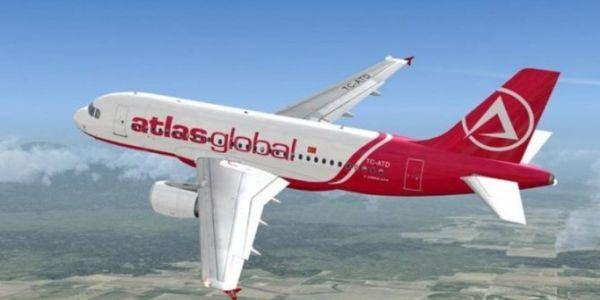 AtlasGlobal 16 Aralık'a kadar uçuşlarına ara verdi