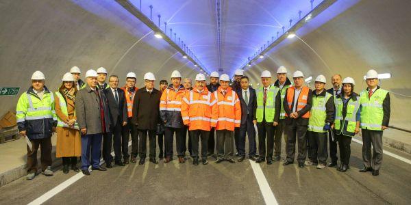 Avrasya Tüneli açılışa hazır