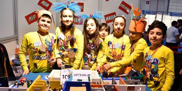 Avrupalı çocuklar İzmir'de buluşuyor
