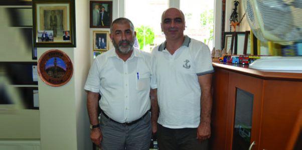 Ayca Turizm sahibi Dursun Ali Camadan röportajı