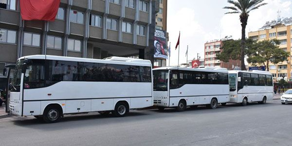 Aydın'da servis araçlarına GPS sistemi zorunlu oldu