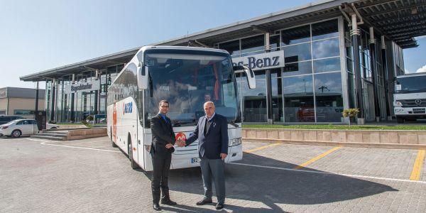 Bayraktarlar Merkon'dan Konya Metro Turizm'e 10 Tourismo