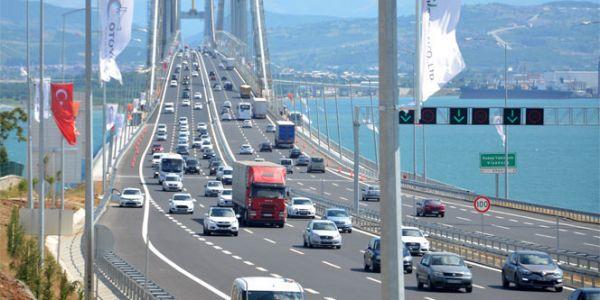 Bayramda ücretli ve ücretsiz köprüler