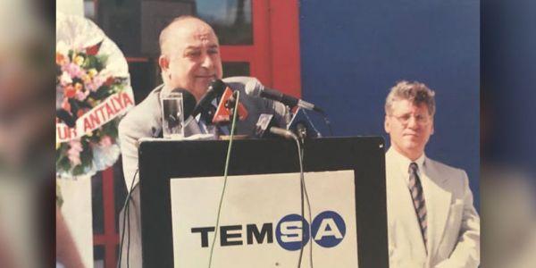 Ben TEMSA'da doğdum