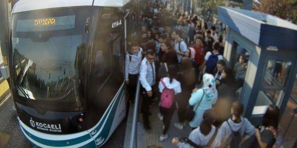 Bir haftada 287 bin yolcu taşıdı