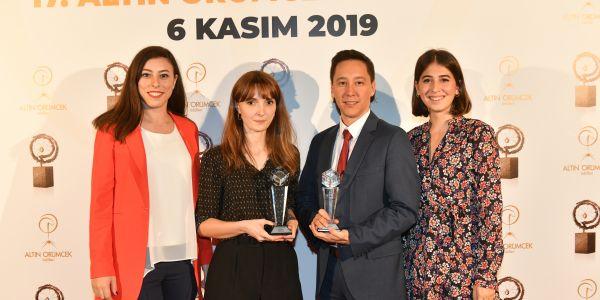 Birincilik ödülü TEMSA'nın