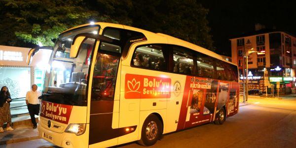 Bolu Belediyesi kültür gezileri başladı