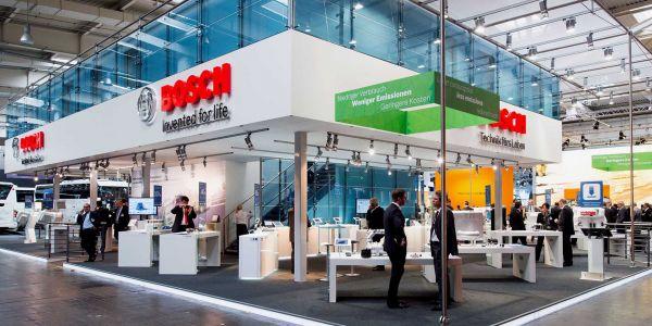 Bosch, ticari araçlar da yüzde 10 büyüdü