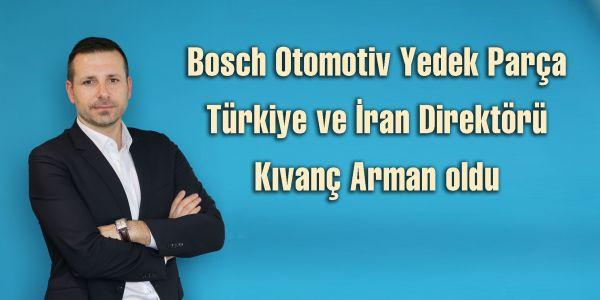 Bosch Türkiye'de Ortadoğu için yeni görevlendirme