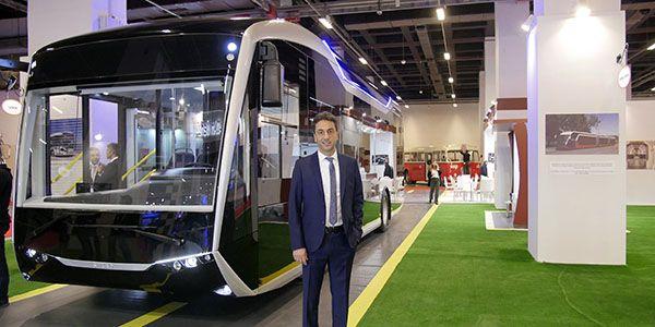 Bozankaya'nın 2020 hedefi 1000 elektrikli otobüs
