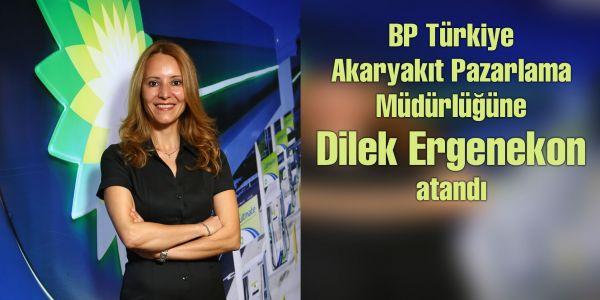BP Türkiye Akaryakıt Pazarlama Müdürlüğüne atama yapıldı