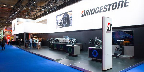 Bridgestone'un yeni lastiği, Frankfurt Otomobil Fuarı'nda tanıtıldı