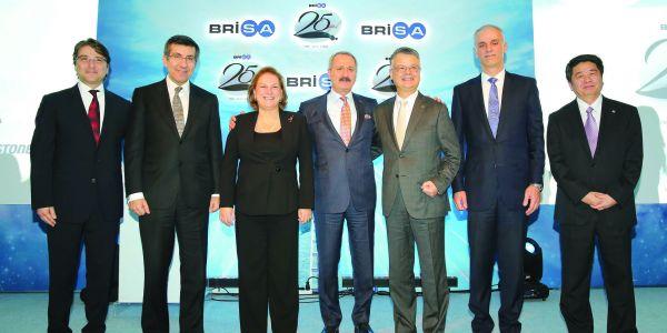 Brisa, 300 milyon dolarlık ikinci fabrikasını kuruyor
