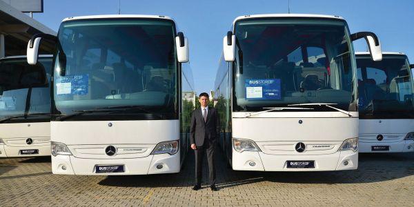 BusStore 2015'i 1200 otobüs alış-satış hacmi ile kapatıyor