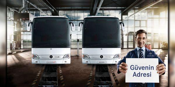 BusStore'dan garanti ve ücretsiz bakım fırsatı