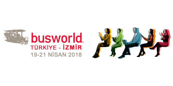 Busworld Turkey fuarı İzmir'de yapılacak