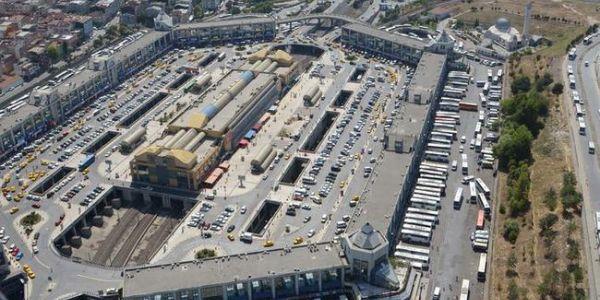 Büyük İstanbul Otogarı Meclisin gündeminde
