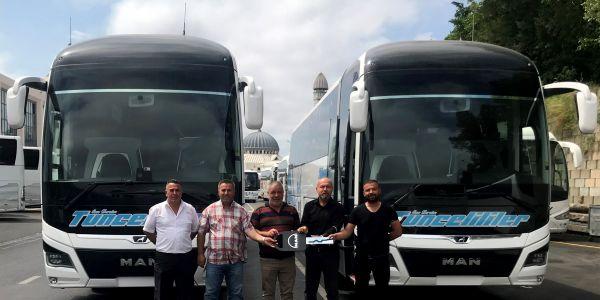 Can Dersim Tunceliler'den MAN Lion's Coach yatırımı