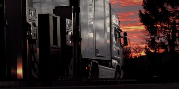 Castrol'den kamyon sürücülerine teşekkür