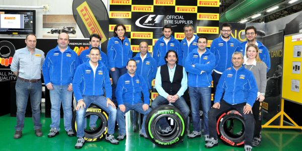 Castrol Ford Team'in Pirelli durağı