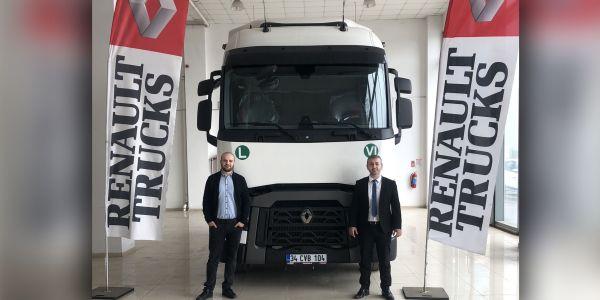 Ceren Nakliyat, Renault Trucks İle Balkanlarda Yol Alıyor