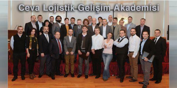 Ceva Lojistik Liderlik Akademisi ilk mezunlarını verdi