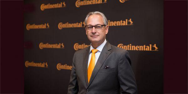 Continental Türkiye'nin Yeni Genel Müdürü Jaron Wiedmaier Oldu