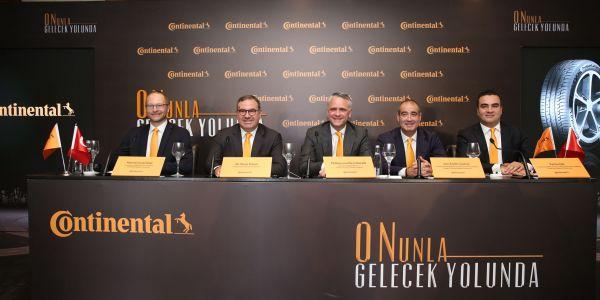 Continental'in pazar payı üç, satışları dört kat arttı
