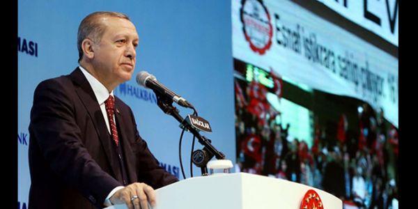 Cumhurbaşkanı Erdoğan: Tahditli plaka sözü vermedim