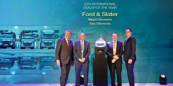 DAF Uluslararası 2020 Bayi Ödülleri sunuldu