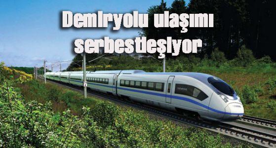 Demiryolu Kanun Tasarısı Meclis'e gönderild