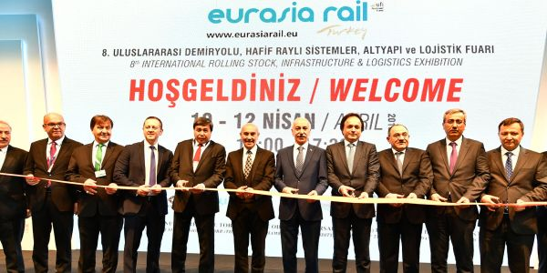 Demiryolu sektörünün dev buluşması