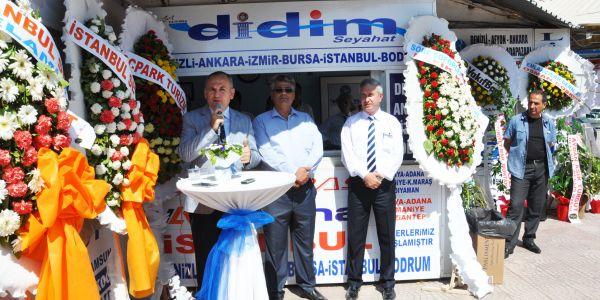 Didim Seyahat, İstanbul seferlerine törenle başladı