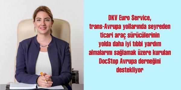 Trans-Avrupa yollarında sürücülere tıbbi yardım