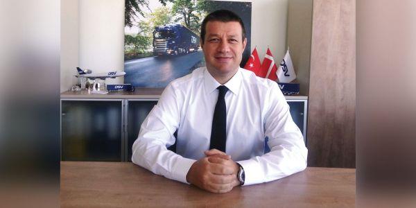 DSV Genel Müdürü Murat Kavrar oldu