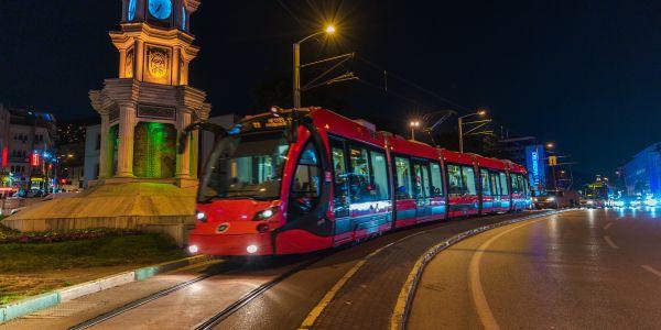 Durmazlar Makina'dan Polonya'ya tramvay ihracı
