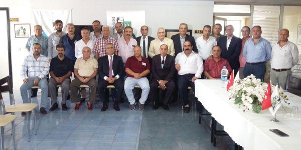 EBOD yönetimi Serdar Gerilakan ile devam