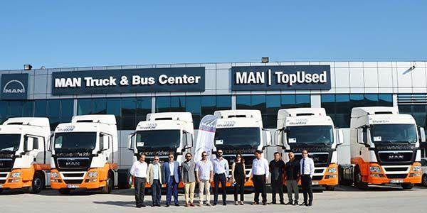 Efe Logistics 60 kamyon satın aldı