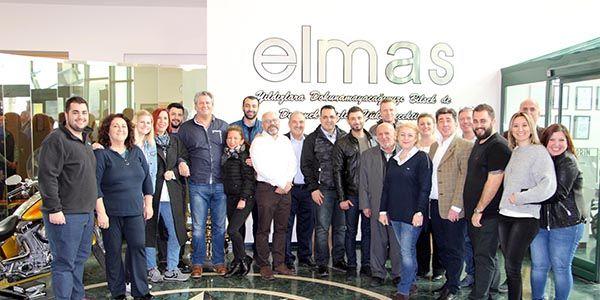 Elmas - Rhenus işbirliğine Kartal Lojistik'te katıldı