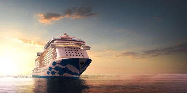 En yeni Prenses denize açılmaya hazır