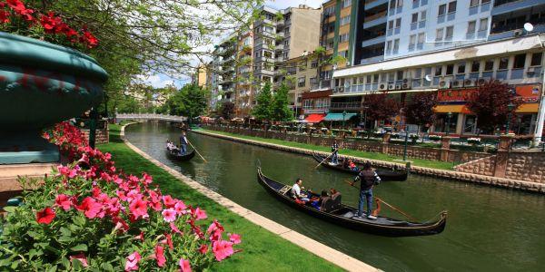 Eskişehir'de turizm hızla yükseliyor