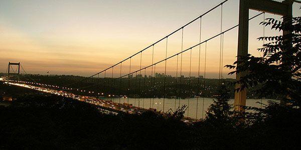 Fatih Sultan Mehmet Köprüsü'nde çalışmalar tamamlandı