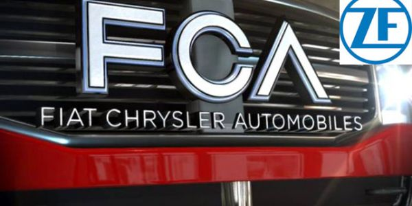 Fiat Chrysler ZF'yi Seçti