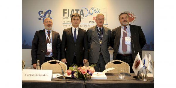 FIATA Dünya Kongresi İstanbul'da yapıldı