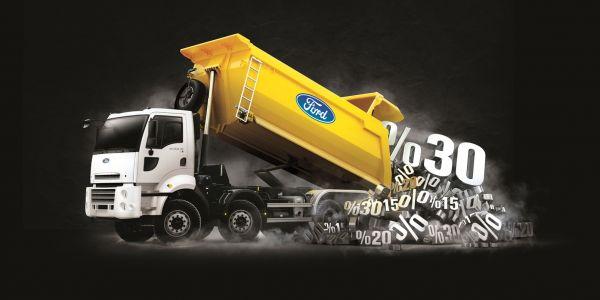 Ford Cargo kazandıran servis kampanyası