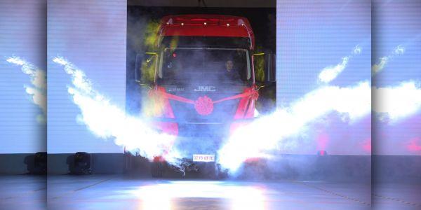 Ford Otosan Ecotorq motorlu kamyon Çin'de üretildi